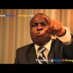 #RDC: Martin Fayulu : «On n'est pas satisfait, Notre combat c'est le départ de KABILA»