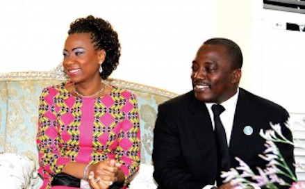 DEMOCRATIC-Republic-of-Congo-President-Joseph-Kabila-right-and-his-wife-madam-Marie-Olive-Lembe-Kabila-with-President-Sata-at-State-House-in-Kinshasa-attending-the-Seventh-COMESA-Summit.-Picture-by-EDDIE-MWANALEZA (1)