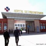 RDC- Décès suspect de Julieta Firmimo : Les étudiants de l'UPC manifestent contre l'Hôpital du Cinquantenaire