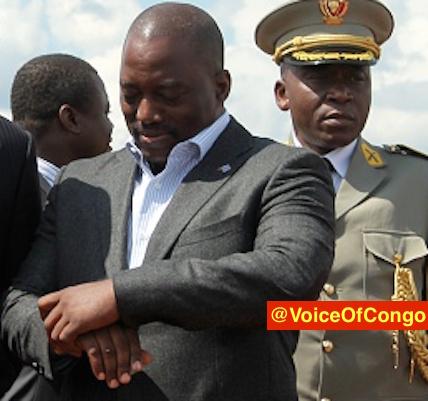 DRCONGO-KABILA