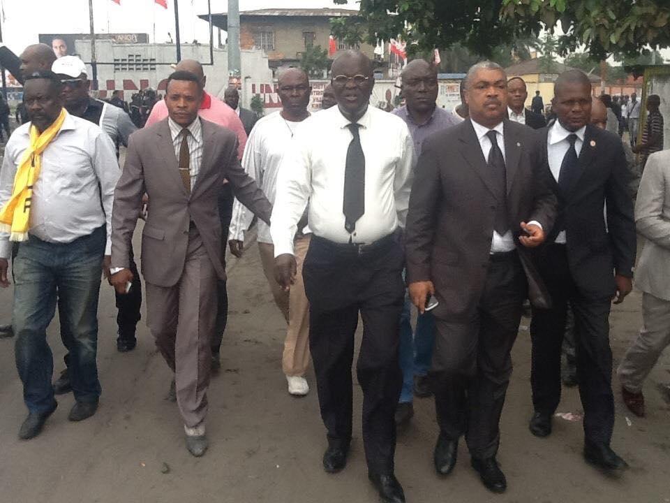 LES OPPOSANTS RDC