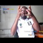 BILLY KAMBALE demande à Honoré NGBANDA et Francis KALOMBO d'abandonner l'Exil pour Combattre au Pays