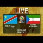 Live : Petite Finale : RDC vs Guinée Equatoriale