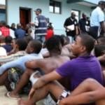En situation illégale en Angola, 154 Congolais détenus à Lunda Norte