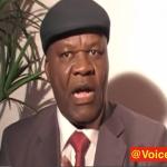 RDC Présidentielle 2016, Roger Lumbala à ses pairs: tous derrière Tshisekedi (VIDÉO)
