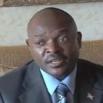 president burundi