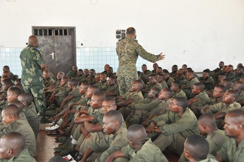 rdc army