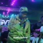 Koffi Olomide Extrait du Concert à l'hôtel KARAVIA de Lubumbashi le Dimanche 20 Avril 2015