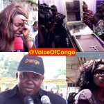Kinshasa : Levée du corps de Cockson Kalala du groupe CINARC de Caleb