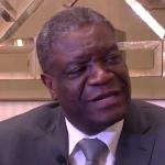 RDC: Dr Mukwege est-il candidat en 2016? il parle ici de Fayulu et des Fosses communes