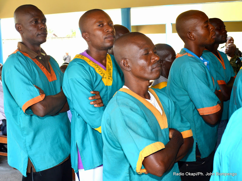 Adeptes de Mukungubila