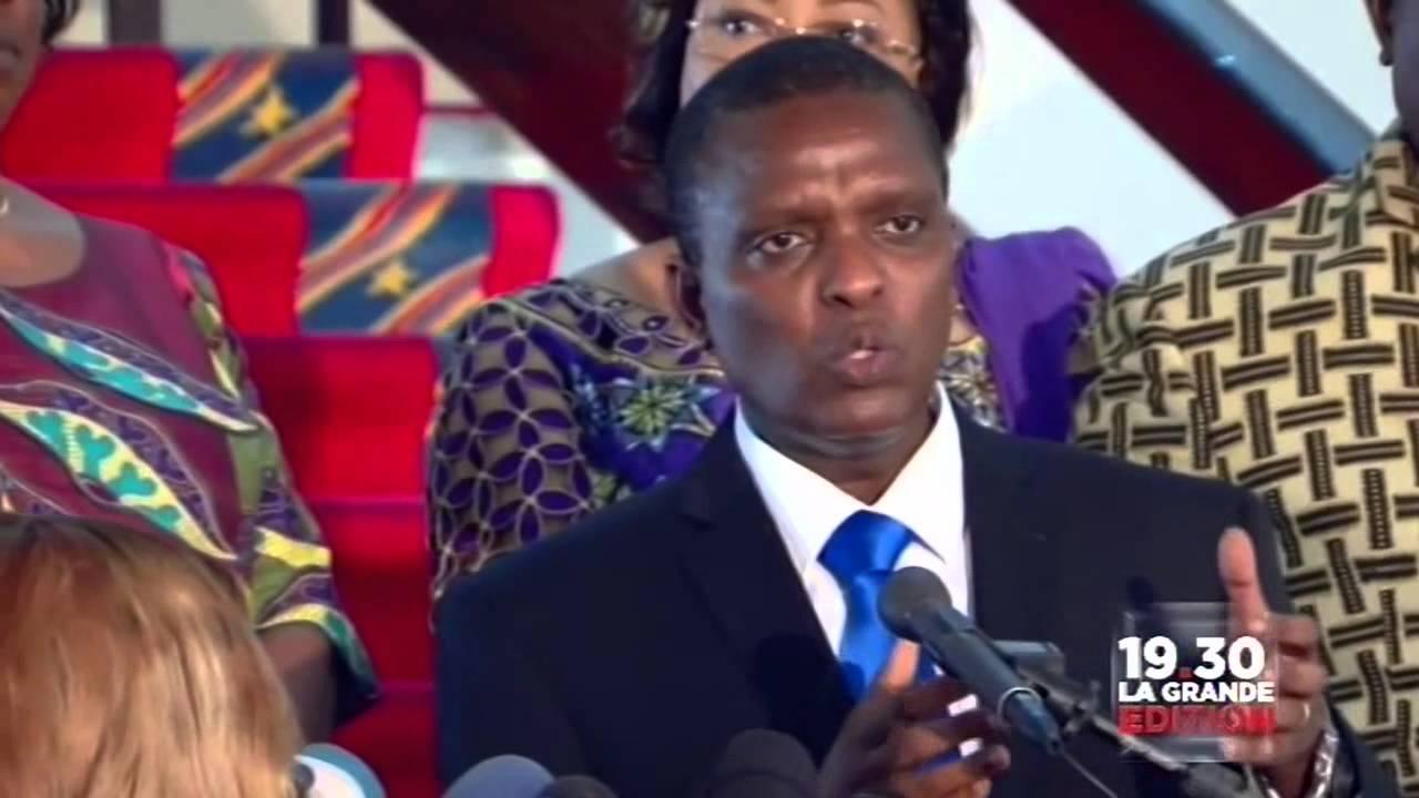 Consultation de KABILA avec RUBERWA: Il y a des élections qui devront probablement être reportées à 2017 et 2018