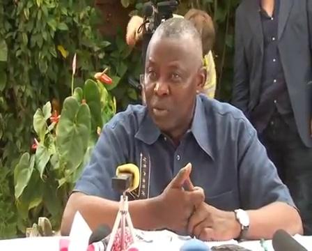 Vital Kamerhe fait la restitution de sa tournée à l'Est de la RD.Congo