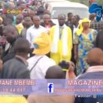 MEGA EXCLUSIVITÉ: Arrivée Triomphale de NE MUANDA NSEMI au BAS CONGO après 8 ans d'absence. NO COMMENT !