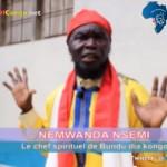 Dialogue : Déçu par Kabila, Ne Mwanda Nsemi jette l'éponge