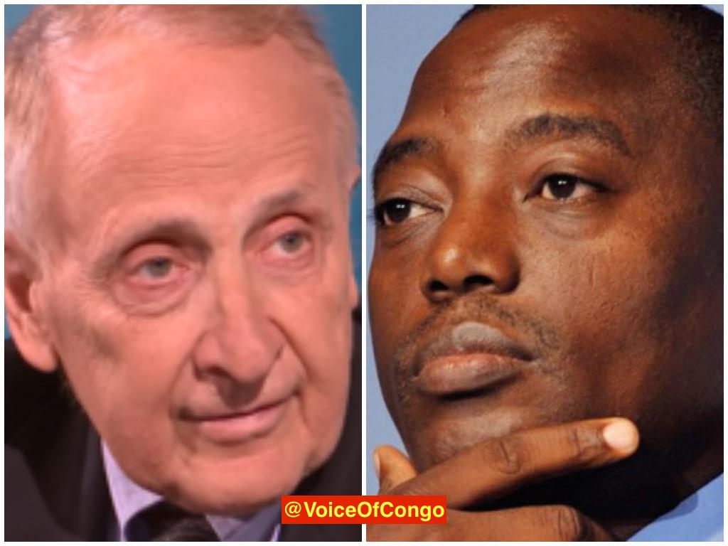 Cohen et Kabila