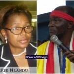 Ne Muanda Nsemi radié de Congo Pax par Marie-Thérèse Nlandu pour avoir accepté le glissement de Kabila