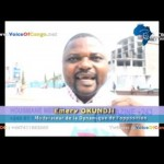 EMERY OKUNDJI: «Nous n'irons pas au Dialogue pour aller donner un mandat politique à vie à KABILA»