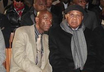 Mpuila et Tshisekedi