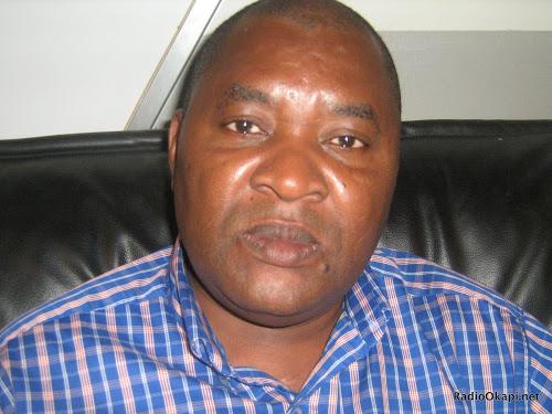 Prof. Tshibangu Kalala, député nationale et president de NPP. Radio Okapi