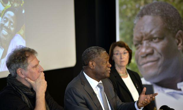 Thierry Michel, Mukwege et Braeckman