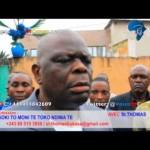 Bruno MAVUNGU SG/UDPS en visite chez le Front Populaire de Lisanga BONGANGA crache des Vérités