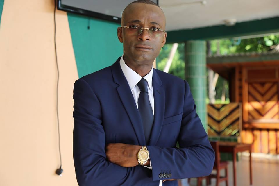 Le président de l'ARP, Emmanuel Ilunga.