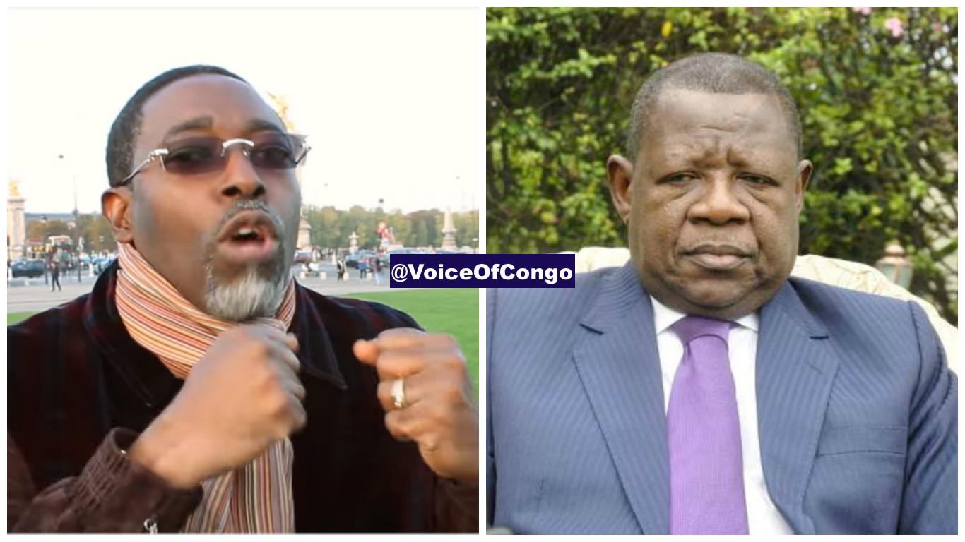 Francis Kalombo vs Lambert Mende