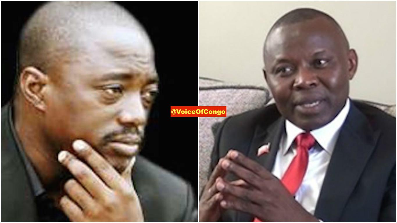 Kabila et Kamerhe