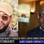 Felix TSHISEKEDI répond sur l'invitation de NGBANDA pour un débat et aux Congolais sur le Dialogue avec KABILA