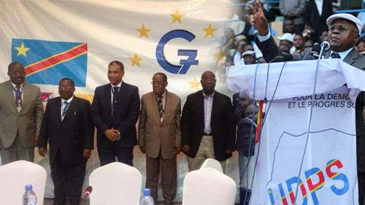 RDC – UDPS Et G7 : Le Cercle Anti-Dialogue S'élargit