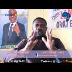 Le S.A de l'ECIDE de Martin FAYULU relate comment la Police a cassé les tableaux de décompte du mandat de KABILA