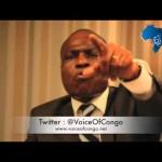 Martin Fayulu : «Le dialogue est une manœuvre avec les gens qui veulent goûter au pouvoir»