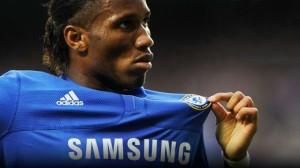 Drogba a Chelsea