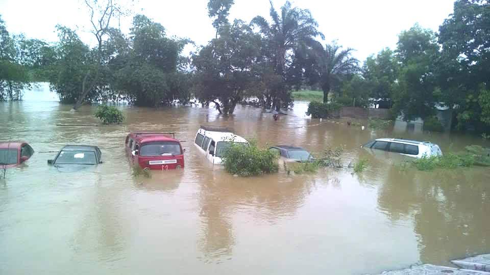 Kinshasa rivière