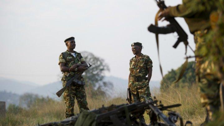 Rebelllion Burundi