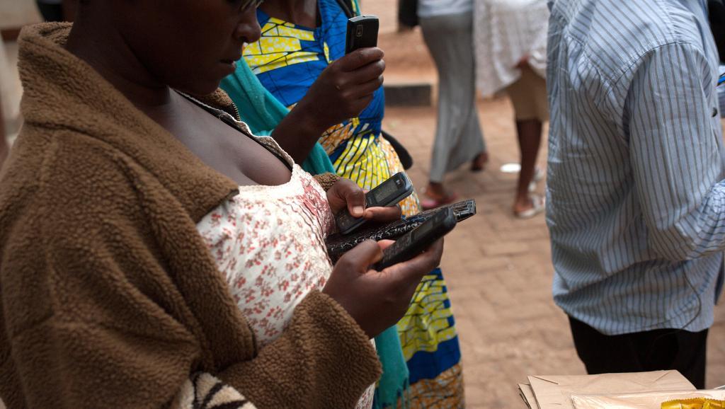 Telephonie Mobile en RDC