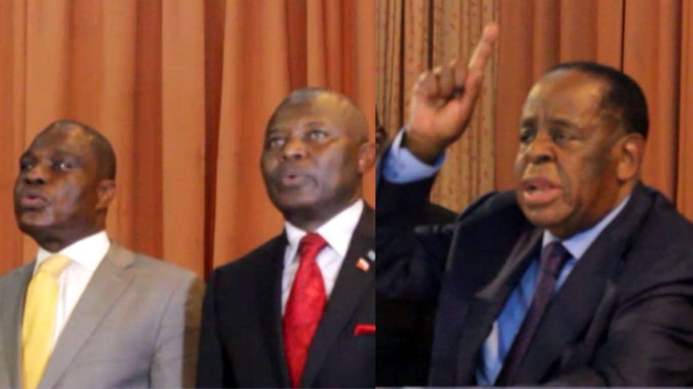 Dynamique de l'Opposition et G7 Contre le Dialogue de KABILA: «Peuple Congolais, Lève-Toi et Marche»