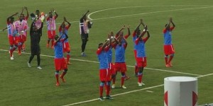 RDC Vs Angola