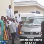 URGENT! Sortie du Corps de la Soeur Marie Misamu de la Morgue de l'Hopital de Ndjili (VIDEO)