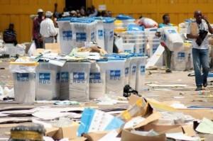 Elections en RDC