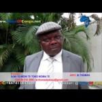 Lisanga BONGANGA du «FRONT DU PEUPLE» rejette une transition dirigée par KENGO et dit «YEBELA»