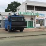 Congo-Brazzaville: la police disperse violemment 200 personnes près d'un bureau de vote