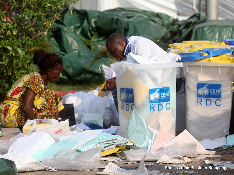 Ceni RDC