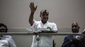 Sassou President