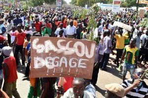 Sassou degage