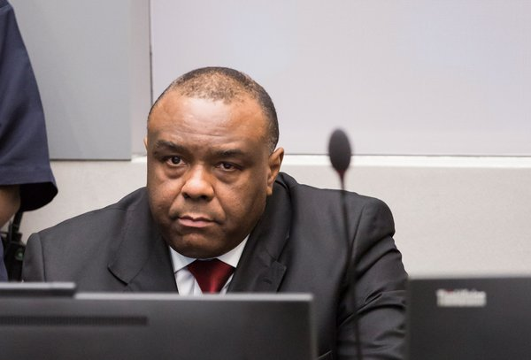 bemba coupable