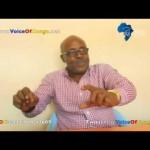 DESIRE MBOZI WA MBOZI: le Peuple attend la sortie de BEMBA pour mettre Fin à l'amateurisme de l'Etat