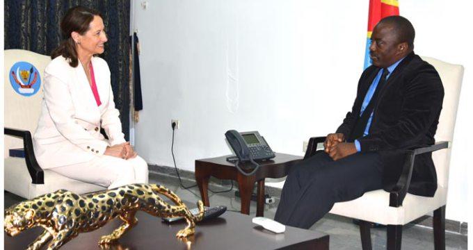 segolene Kabila