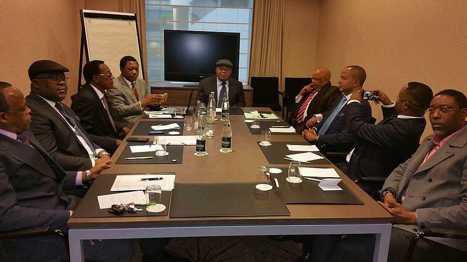 Francis KALOMBO révèle le contenu de la rencontre E. TSHISEKEDI-KATUMBI à Bruxelles